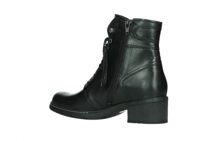 wolky lace up boots 01260 red deer 30000 black leather_15