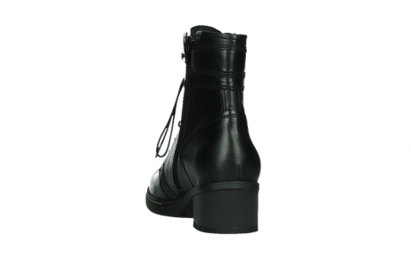 wolky lace up boots 01260 red deer 30000 black leather_18