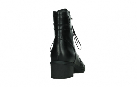 wolky lace up boots 01260 red deer 30000 black leather_20