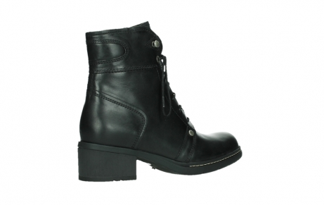 wolky lace up boots 01260 red deer 30000 black leather_23