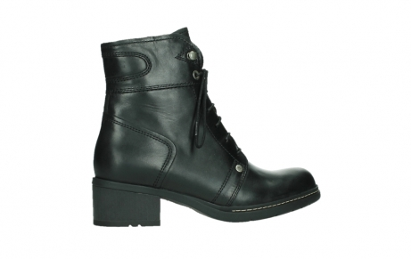 wolky lace up boots 01260 red deer 30000 black leather_24