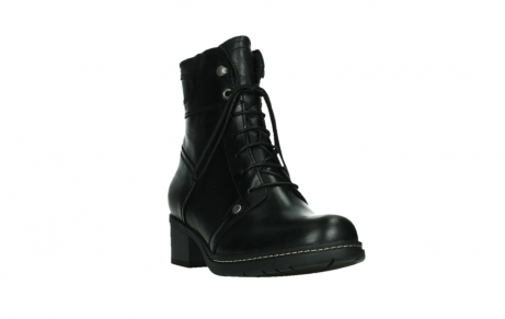 wolky lace up boots 01260 red deer 30000 black leather_5