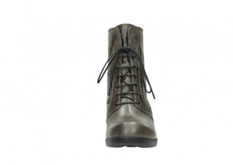 wolky boots 01377 forth 30150 taupe leder_19
