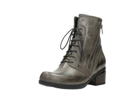 wolky boots 01377 forth 30150 taupe leder_22