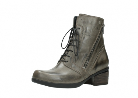 wolky boots 01377 forth 30150 taupe leder_23