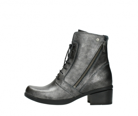 wolky bottines a lacets 01377 forth 81280 cuir gris metal_1