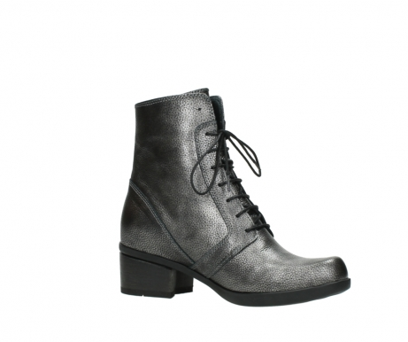 wolky bottines a lacets 01377 forth 81280 cuir gris metal_15