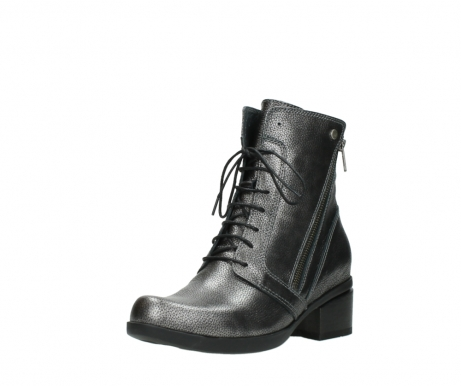 wolky bottines a lacets 01377 forth 81280 cuir gris metal_22