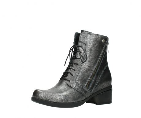 wolky bottines a lacets 01377 forth 81280 cuir gris metal_23