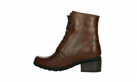 wolky lace up boots 01380 forth xw 30430 cognac leather_14