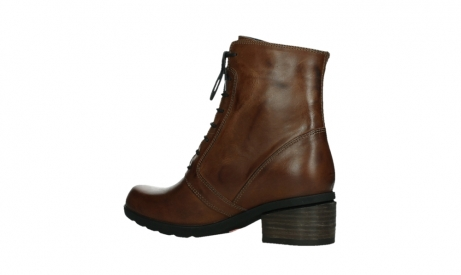 wolky lace up boots 01380 forth xw 30430 cognac leather_15