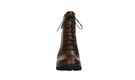 wolky lace up boots 01380 forth xw 30430 cognac leather_7