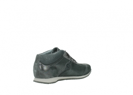 wolky bottines a lacets 01477 hampton 60210 cuir anthractie_10