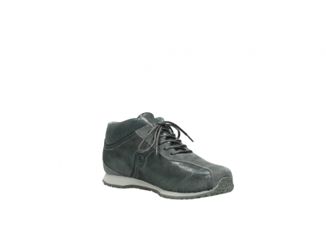 wolky bottines a lacets 01477 hampton 60210 cuir anthractie_16