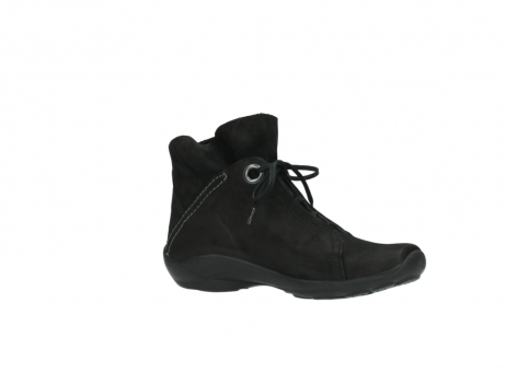 wolky lace up boots 01657 diana 50000 black oiled leather_15