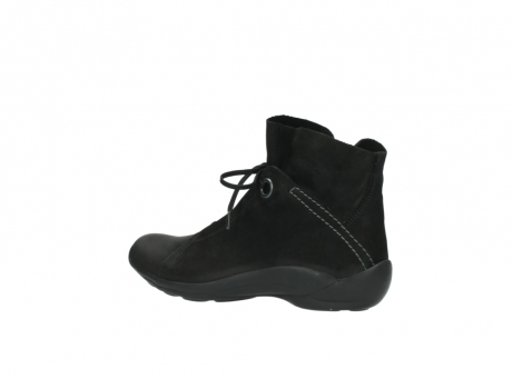 wolky lace up boots 01657 diana 50000 black oiled leather_3