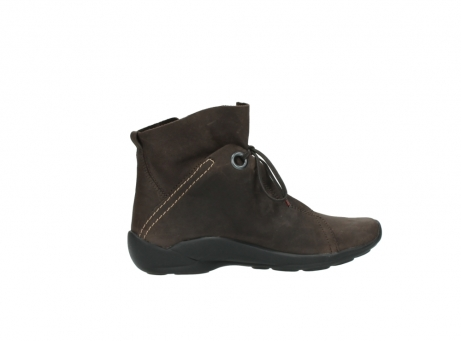 wolky bottines a lacets 01657 diana 50300 cuir marron_12