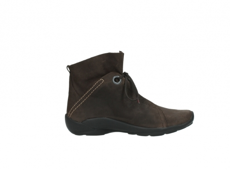 wolky bottines a lacets 01657 diana 50300 cuir marron_13