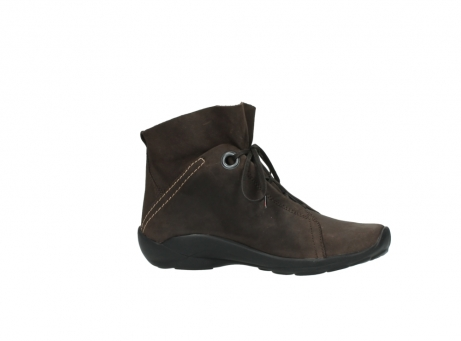 wolky bottines a lacets 01657 diana 50300 cuir marron_14