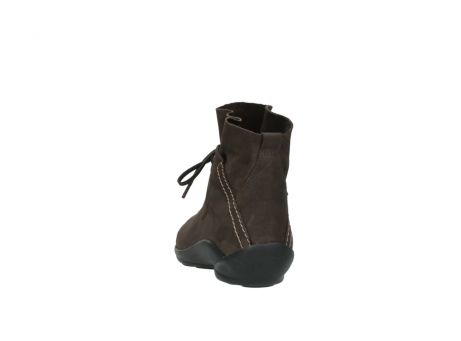 wolky bottines a lacets 01657 diana 50300 cuir marron_6
