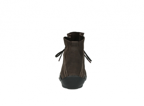 wolky bottines a lacets 01657 diana 50300 cuir marron_7