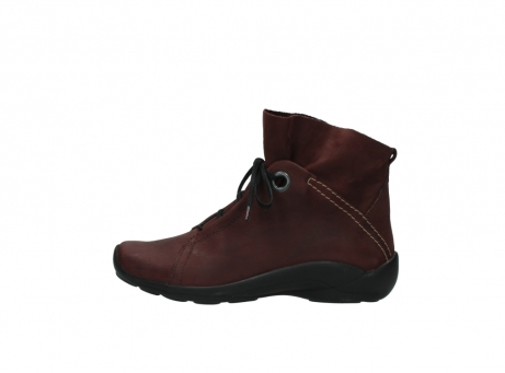 wolky lace up boots 01657 diana 50510 burgundy oiled leather_1