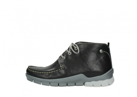 wolky lace up boots 01751 misty 70070 black leather_1