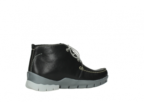 wolky lace up boots 01751 misty 70070 black leather_11