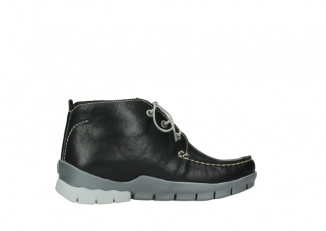 wolky lace up boots 01751 misty 70070 black leather_12