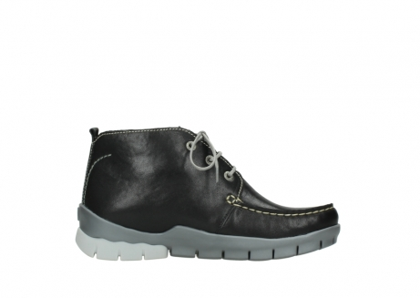 wolky lace up boots 01751 misty 70070 black leather_13