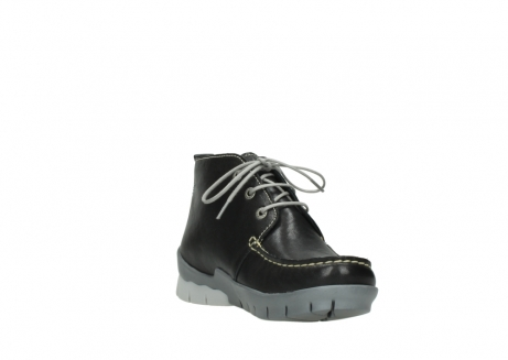 wolky lace up boots 01751 misty 70070 black leather_17