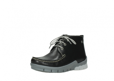 wolky lace up boots 01751 misty 70070 black leather_22