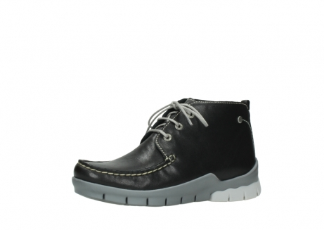 wolky lace up boots 01751 misty 70070 black leather_23
