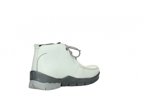 wolky lace up boots 01751 misty 70100 white leather_10