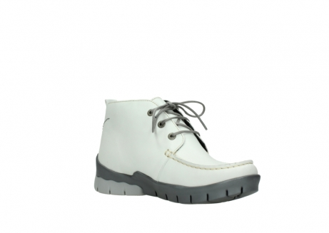wolky lace up boots 01751 misty 70100 white leather_16
