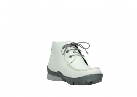 wolky lace up boots 01751 misty 70100 white leather_17