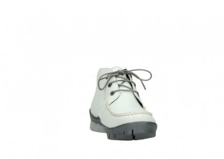 wolky lace up boots 01751 misty 70100 white leather_18