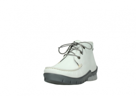 wolky lace up boots 01751 misty 70100 white leather_21