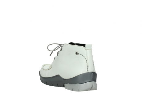 wolky lace up boots 01751 misty 70100 white leather_5
