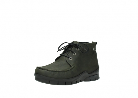 wolky lace up boots 01753 misty cw 11732 forestgreen oiled nubuck_22