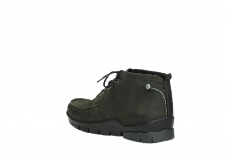 wolky lace up boots 01753 misty cw 11732 forestgreen oiled nubuck_4