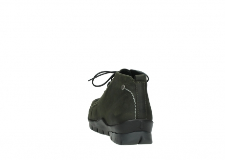wolky lace up boots 01753 misty cw 11732 forestgreen oiled nubuck_6