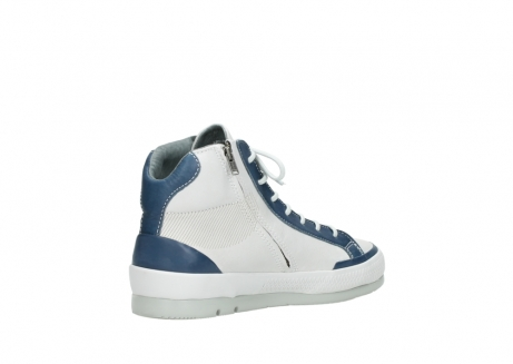 wolky lace up boots 01925 bromo 30128 offwhite blue leather_10