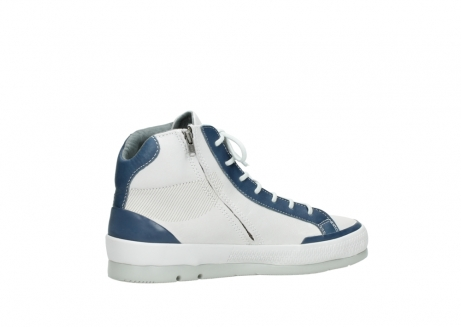 wolky lace up boots 01925 bromo 30128 offwhite blue leather_11