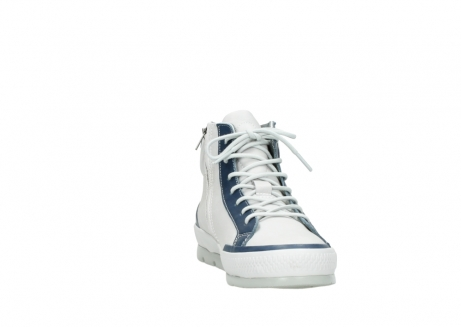 wolky lace up boots 01925 bromo 30128 offwhite blue leather_18