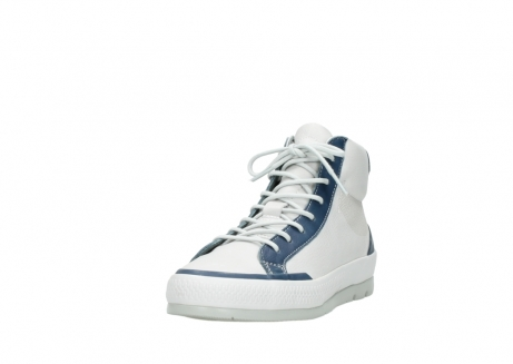 wolky lace up boots 01925 bromo 30128 offwhite blue leather_21