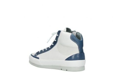 wolky lace up boots 01925 bromo 30128 offwhite blue leather_4