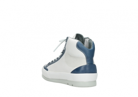 wolky lace up boots 01925 bromo 30128 offwhite blue leather_5
