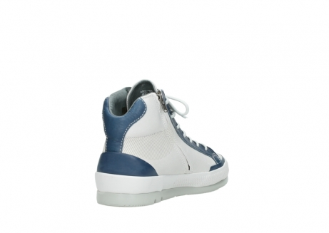 wolky lace up boots 01925 bromo 30128 offwhite blue leather_9