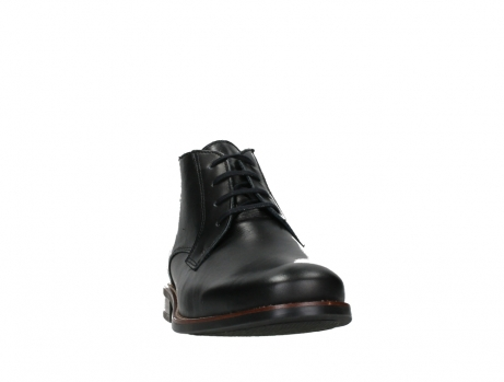 wolky boots 02181 montevideo 20000 schwarz leder_6